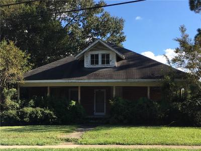 West Wetumpka Single Family Home For Sale: 809 W Tallassee Street
