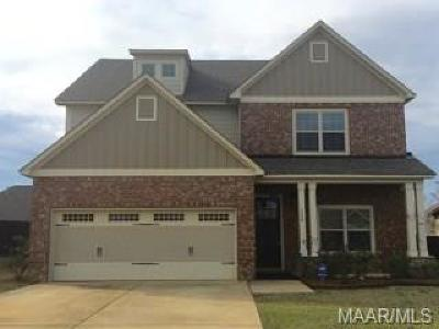 Prattville Single Family Home For Sale: 1758 Benson Street