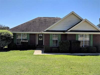 Prattville Single Family Home For Sale: 522 Breckinridge Lane