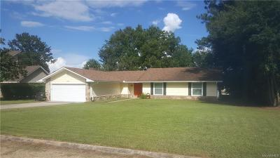 Enterprise Single Family Home For Sale: 302 Richland Drive