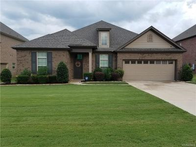 Montgomery Single Family Home For Sale: 3678 Weston Place