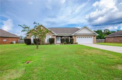 Enterprise Single Family Home For Sale: 106 Christy Lane