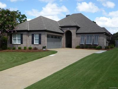Montgomery Single Family Home For Sale: 8106 Wyndham Mews