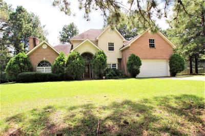 Wetumpka Single Family Home For Sale: 100 Singleton Lane