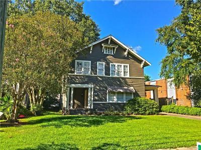 Garden District Multi Family Home For Sale: 383 Felder Avenue