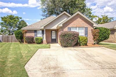 Prattville Single Family Home For Sale: 633 Vintage Way