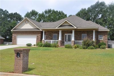 Enterprise Single Family Home For Sale: 224 County Road 750