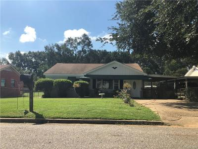 Montgomery Single Family Home For Sale: 618 Johnson Avenue
