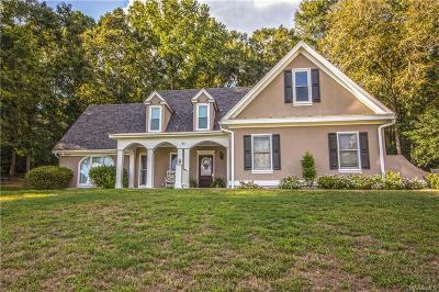 Wetumpka Single Family Home For Sale: 91 Oak Hollow Lane