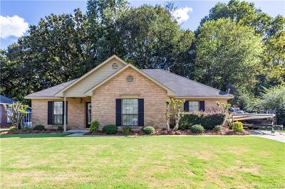 Prattville Single Family Home For Sale: 819 Sweet Ridge Road