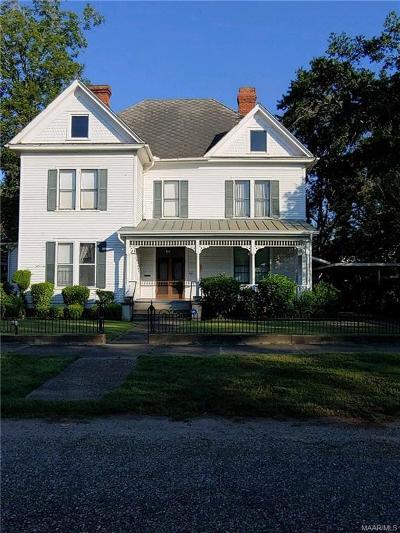 Selma Single Family Home For Sale: 619 Parkman Avenue
