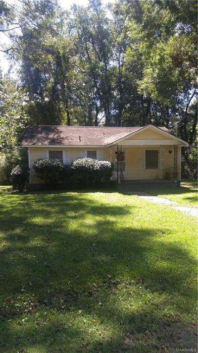 Selma Single Family Home For Sale: 3 Pecan Circle