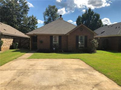 Montgomery Single Family Home For Sale: 3729 Carriage Oaks Drive
