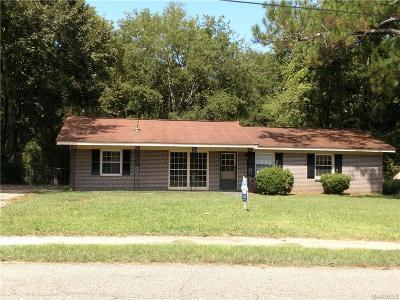 Selma Single Family Home For Sale: 509 Woodrow Avenue
