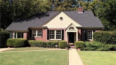Montgomery Single Family Home For Sale: 3418 Wellington Road