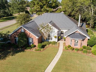 Prattville Single Family Home For Sale: 101 Winchester Court