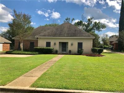 Montgomery AL Single Family Home For Sale: $174,900