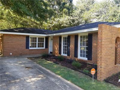 Montgomery Single Family Home For Sale: 5800 Oakwild Drive