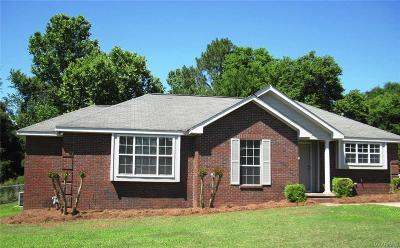 Prattville Single Family Home For Sale: 222 Magnolia Drive