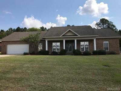 Enterprise Single Family Home For Sale: 590 County Road 750 Road