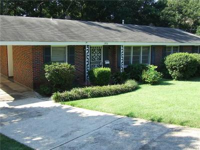 Montgomery Single Family Home For Sale: 3926 Fain Court