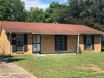 Montgomery Single Family Home For Sale: 2981 Moorcroft Drive