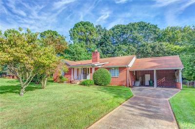 Montgomery Single Family Home For Sale: 3061 Pelzer Avenue