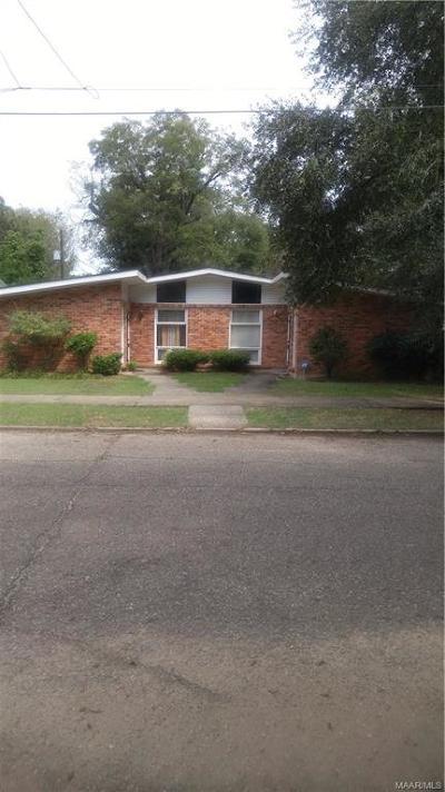 Selma Single Family Home For Sale: 406-408 Union Street