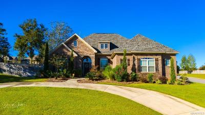 Enterprise Single Family Home For Sale: 109 Rockin Chair Court