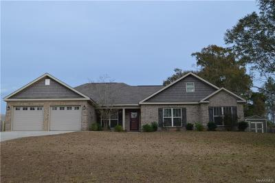 Enterprise Single Family Home For Sale: 229 County Road 560