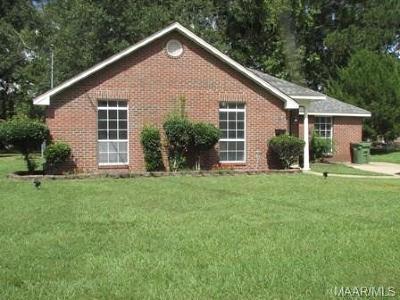Montgomery AL Single Family Home For Sale: $119,900
