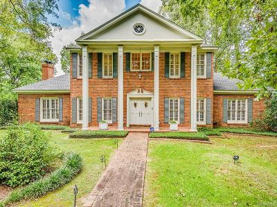 Montgomery Single Family Home For Sale: 1748 Croom Drive