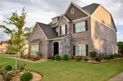 Prattville Single Family Home For Sale: 742 Glennbrooke Boulevard