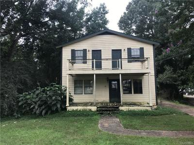Deatsville Single Family Home For Sale: 40 Hickory Road