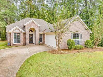 Montgomery Single Family Home For Sale: 7661 Preservation Park Drive