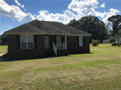 Wetumpka Single Family Home For Sale: 209 Ray's Cove Road