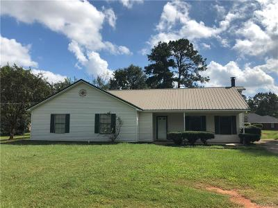 Prattville Single Family Home For Sale: 215 Gardner Road