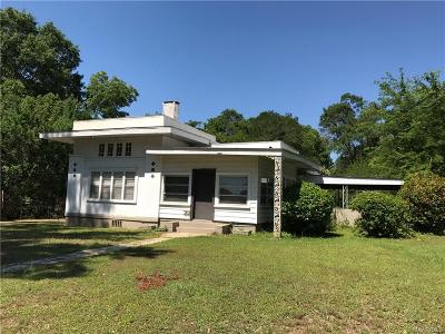 Montgomery Single Family Home For Sale: 2409 Willena Avenue