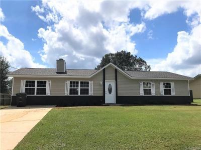 Enterprise Single Family Home For Sale: 108 Cambridge Road