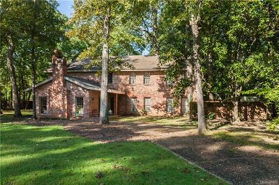 Montgomery Single Family Home For Sale: 3318 Stratford Lane