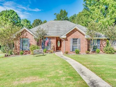 Prattville Single Family Home For Sale: 732 Silver Hills Drive