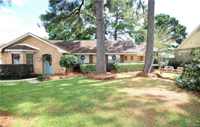 Prattville Single Family Home For Sale: 711 Sweet Ridge Road