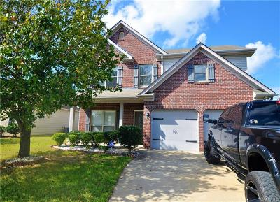 Montgomery Single Family Home For Sale: 6816 Overview Drive