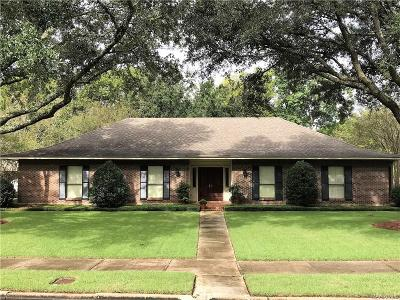 Hillwood Single Family Home For Sale: 1818 Wentworth Drive