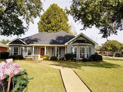 Montgomery Single Family Home For Sale: 4049 Samantha Drive