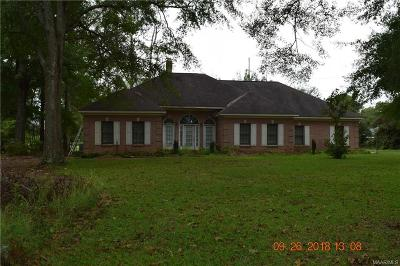 Selma Single Family Home For Sale: 100 Moores Ferry Road
