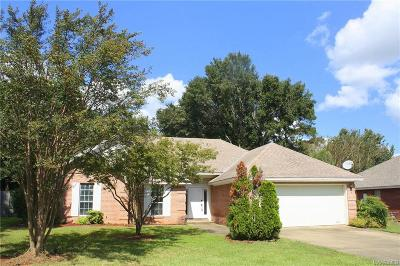 Prattville Single Family Home For Sale: 1935 Tara Drive