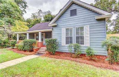 Montgomery Single Family Home For Sale: 1540 Winona Avenue