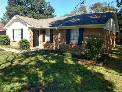 Montgomery Single Family Home For Sale: 228 Townsend Drive