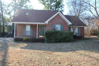 Prattville Single Family Home For Sale: 531 Mt Airy Drive